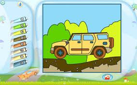 road car coloring printables apps kids