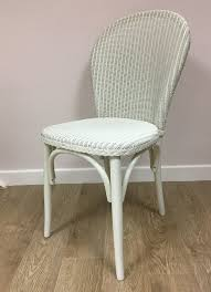 Lloyd Loom Bistro Chair Bistro Dining Chair 6 In Stock Maycroft Lloyd Loom