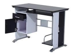 bureau noir design bureau informatique design bureau informatique design en bois 100