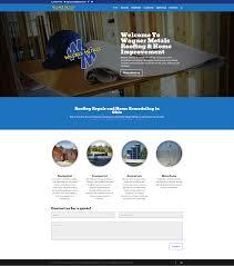 home remodeling website design website design for roofing u0026 remodeling contractor