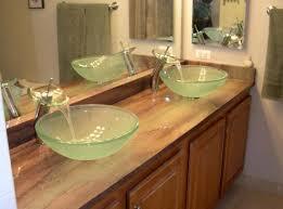 5 best bathroom vanity countertop options pertaining to with