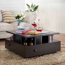 Living Room Table With Storage Coffee Table Home Furniture Manufacturers Slicethinner