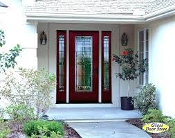Exterior Door With Side Lights Entry Doors Side Lights Fiberglass Entry Doors Steel Entry Door