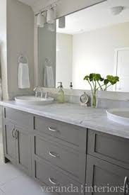 Dual Bathroom Vanity by Best 25 Double Sink Vanity Ideas Only On Pinterest Double Sink