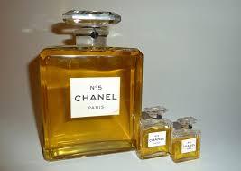 quels flacons de parfums eau chanel n 5 ancien flacon collection jpg