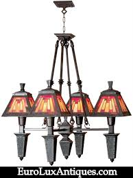 craftsman style outdoor lighting fixtures chandeliers design magnificent dale tiffany chandelier mission