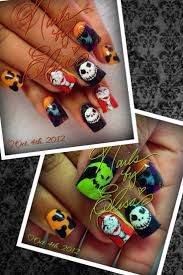 671 best halloween nail art images on pinterest halloween nails