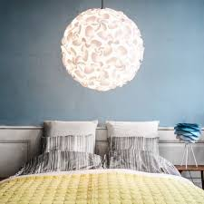White Ceiling Lights Vita Copenhagen Lora Large White Ceiling Pendant Light Shade