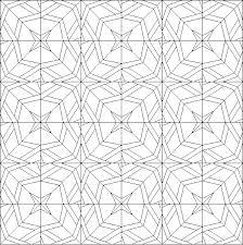 Quilt Patterns Coloring Pages Vitlt Com Quilt Block Coloring Pages