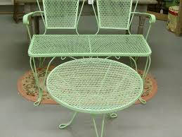 Metal Lawn Chair Vintage by Patio 44 Colorful Vintage Metal Lawn Chairs Nashville Flea