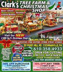 byers choice thanksgiving clark u0027s christmas tree farm and christmas shop
