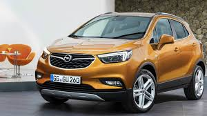 opel gold 2016 opel mokka x amber orange drive interior and exterior