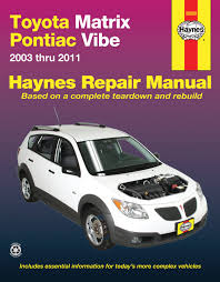 100 2009 toyota matrix owners manual pontiac vibe wikipedia