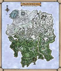 Map Of Skyrim Solstheim Location Giant Bomb