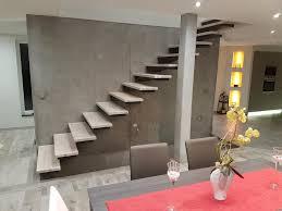 escalier design bois metal escalier design autoporteur métallerie bas rhin