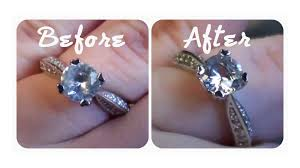 make engagement rings images Quick tip how to make your engagement ring really sparkle jpg