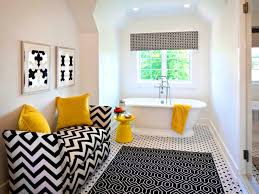 bathroom pleasant beautiful blue and yellow living room amazing