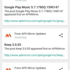 mirror apk apkmirror alternatives and similar websites and apps