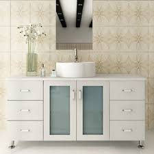 double vanity 66 inches wayfair