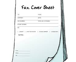 cover letter template for fax image collections letter samples