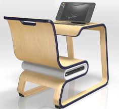 Modern School Desks Pcstudio Creates A Digital Environment In Modern Classrooms