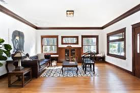 1920s Living Room by 1920s Eagle Rock Craftsman With Beautiful Wood Details Wants 1 73