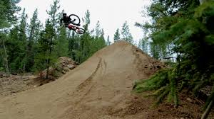 motocross bikes videos wheels slopestyle trail at trestle bike park mountain biking