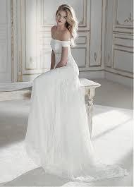 column wedding dresses buy discount fantastic lace chiffon the shoulder neckline