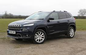 fiat jeep 2016 60 second on test report 2016 u2013 jeep cherokee 2 2 multijet ii