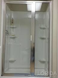 Swing Shower Doors Shower Doors Custom Frameless Shower Doors Florida Shower Doors