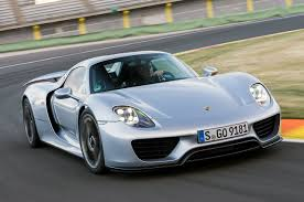blue porsche spyder 2015 porsche 918 spyder first drive photo gallery autoblog