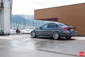 customized bmw 3 series vossen wheels enhancing customized bmw 3 series carid com gallery
