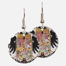 german eagle earrings german eagle designs on earring german