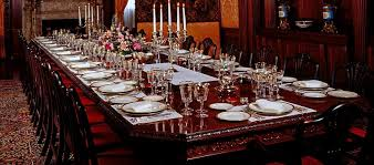 Formal Setting Of A Table Banquet Table Setting Ideas Tinderboozt Com