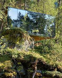 Ex Machina Hotel by Get Close To Nature At Juvet Landscape Hotel Get Lost Magazine