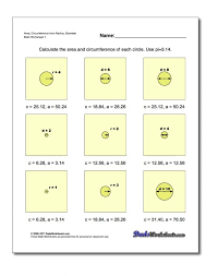area worksheets math and perimeter grad koogra