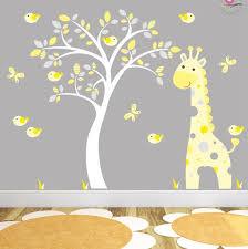 Wall Bedroom Stickers Best 25 Jungle Wall Stickers Ideas On Pinterest Nursery Wall