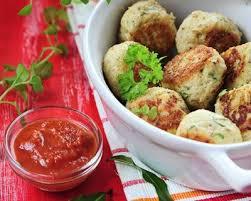 cuisiner restes de poulet recette boulettes aux restes de poulet et légumes