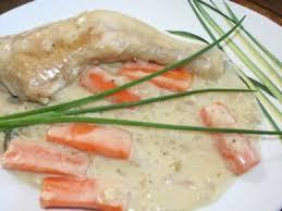 cuisine lyonnaise poulet au vinaigre à la lyonnaise recette ptitchef