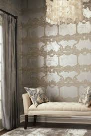 Wallpaper Interior Design Best 25 Metallic Wallpaper Ideas On Pinterest Gold Metallic