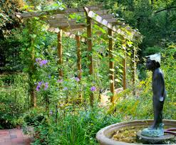 25 charming garden trellises and arbors garden lovers club