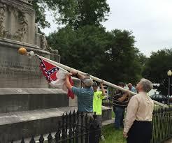 Flag Of Alabama Columbia S C As South Carolina Honors Victims Alabama Lowers