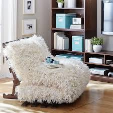 furlicious faux fur futon pbteen