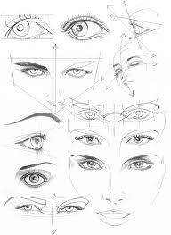 the eyes figure drawing martel fashion