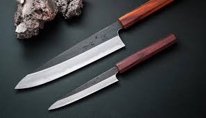 High End Kitchen Knives by Welcome To Tosho Knife Arts
