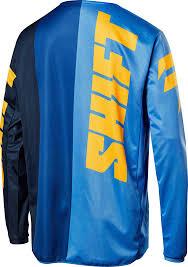 road bike jackets 2018 shift white label tarmac jersey mx motocross off road atv