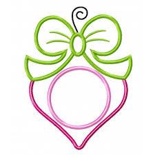 ornament applique design