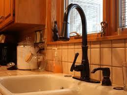 Glacier Kitchen Faucet by Sink U0026 Faucet Marvelous Black Kitchen Faucets Simple Black