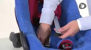 housse eponge siege auto bebe confort housse éponge pour siège auto groupe 0 pebble par bébé confort