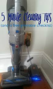 easy everyday cleaning tips